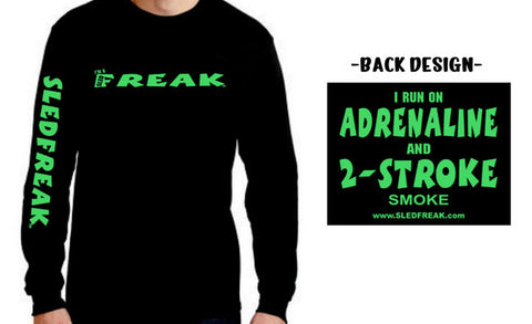 Adrenaline - Long Sleeve Tee