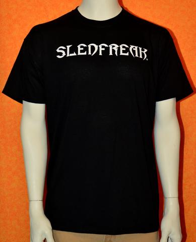 Short Sleeve FLIP logo Tee - Black