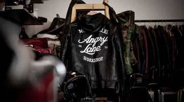 Visiting Hong Kong's Angry Lane Leathers