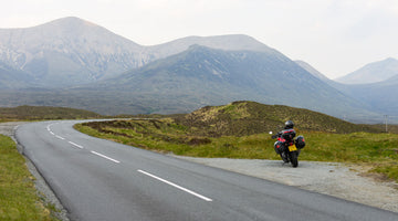 Riding Scotland's North Coast with Spencer Blackwood
