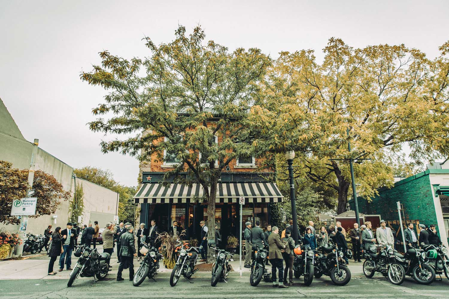 Hamilton Distinguished Gentlemans Ride 2018 - Ride Dapper