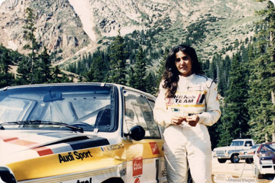 Steeltown Garage Michelle Mouton Rally Group B Woman Crush Retro