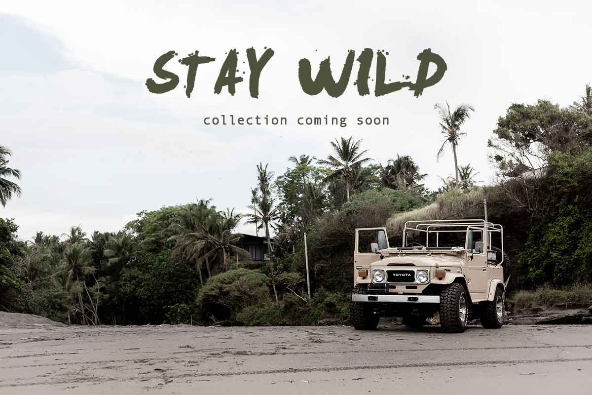 Steeltown Garage Co Land Cruiser Stay Wild Coming Soon