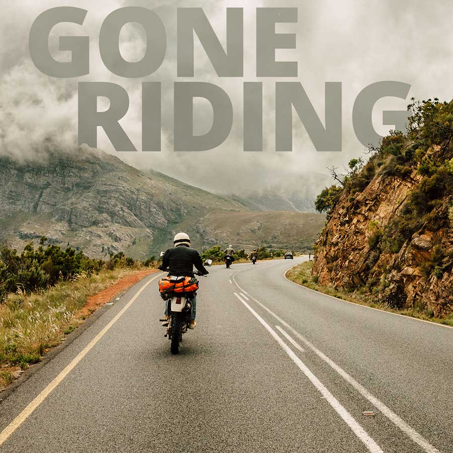 Steeltown Garage Co Gone Riding South Africa