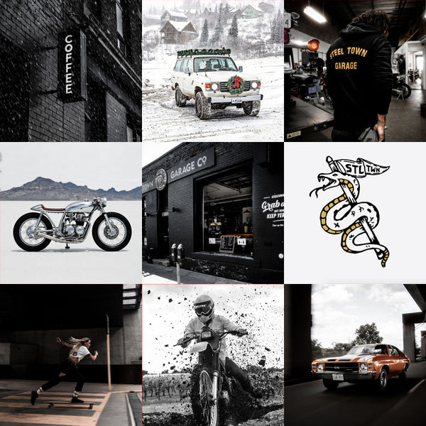 Steeltown Garage Co Top 9 2020