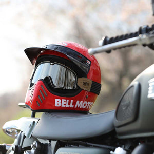 Bell Moto-3 Helmet Gloss Red