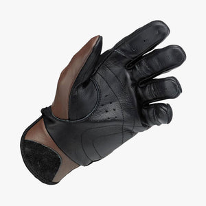 Biltwell Bantam Gloves - Chocolate/Black