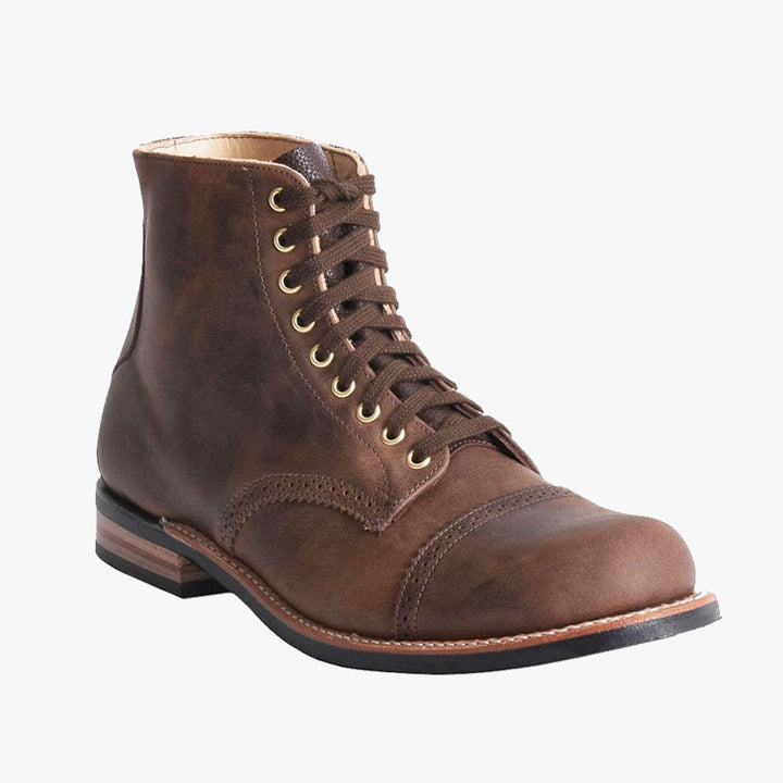 Canada West Moorby 100 % Canadian Leather Boots
