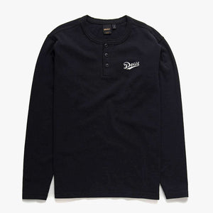 Deus Station Henley - Black
