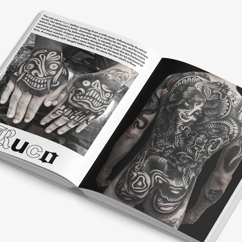 Forever More: The New Tattoo Hardcover