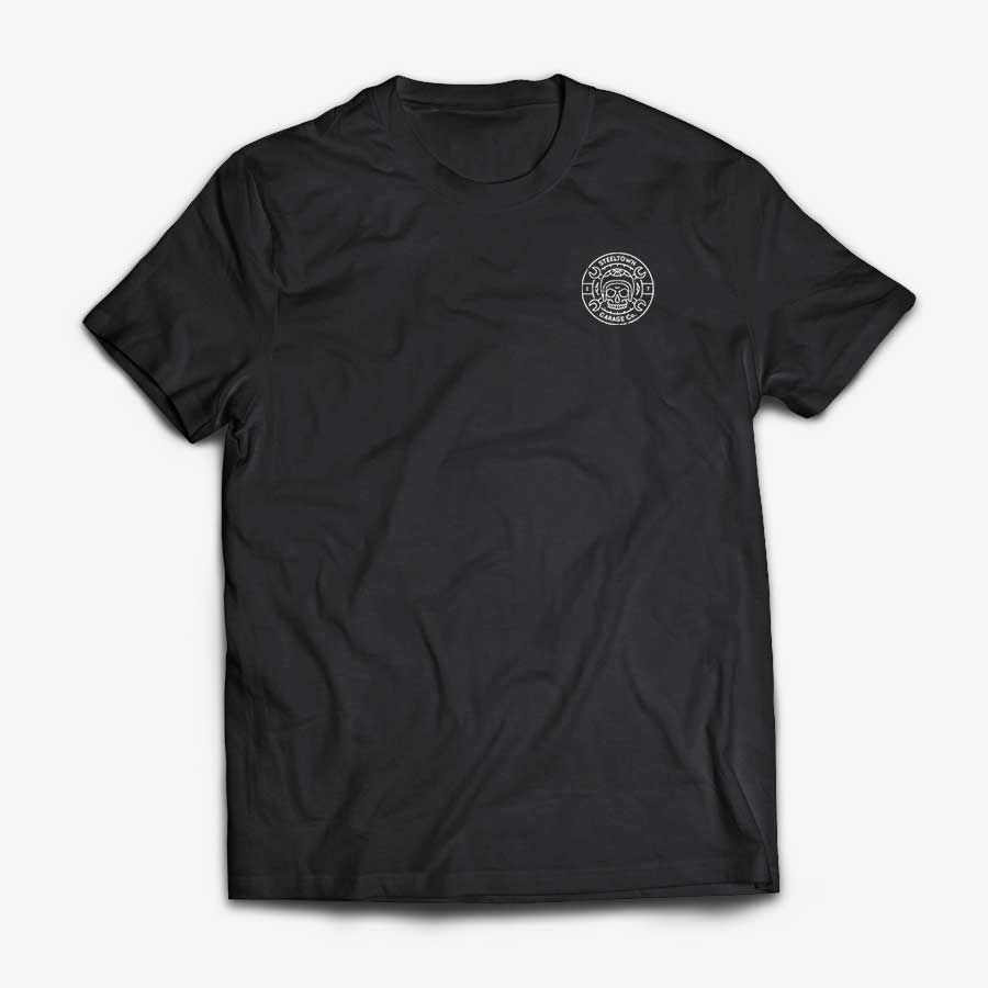 Free Spirits Never Die Black Tee