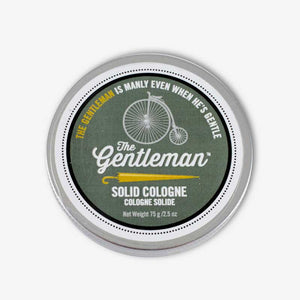 """The Gentleman"" Solid Cologne From Walton Wood Farm"