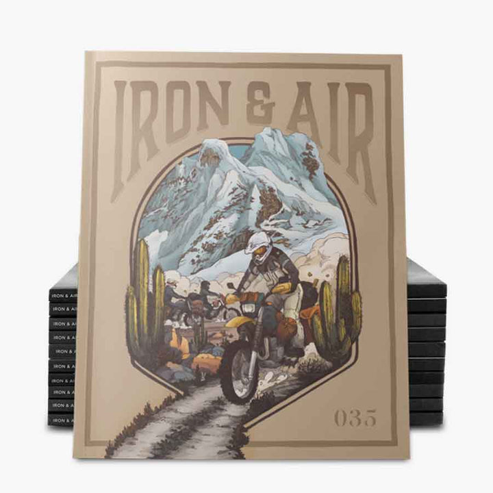Iron & Air Magazine - Issue 35