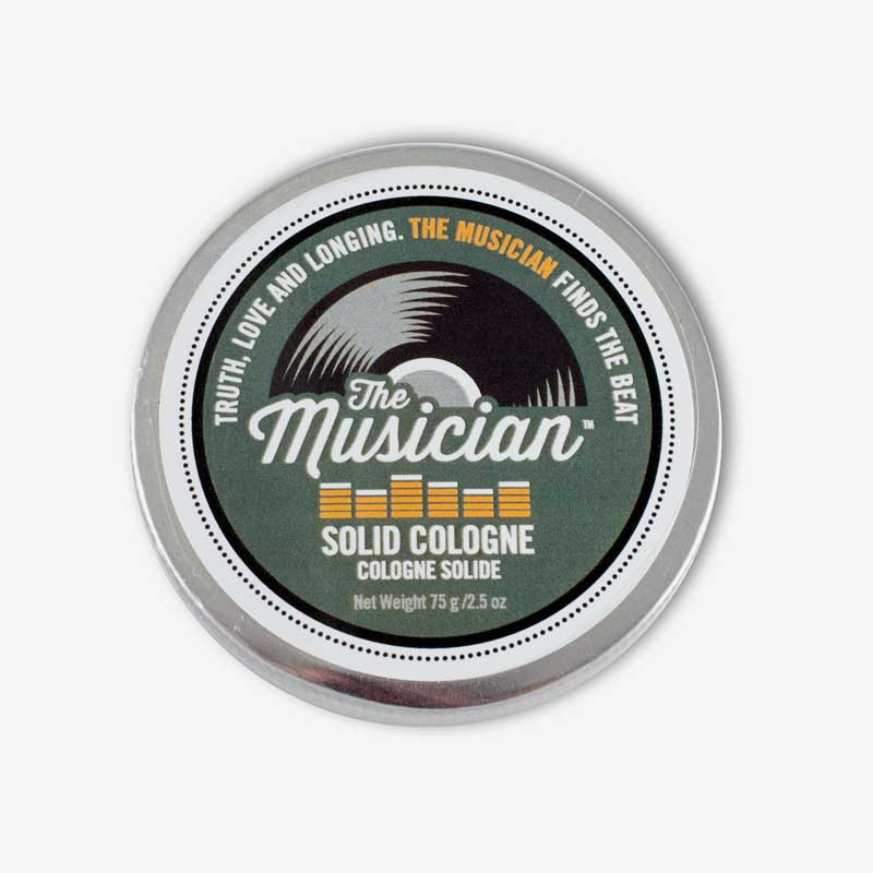 """The Musician"" Solid Cologne From Walton Wood Farm"