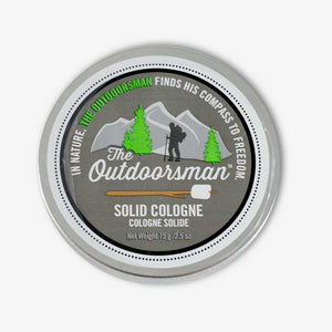 """The Outdoorsman"" Solid Cologne From Walton Wood Farm"
