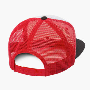 Free Spirits Shield Trucker - Red