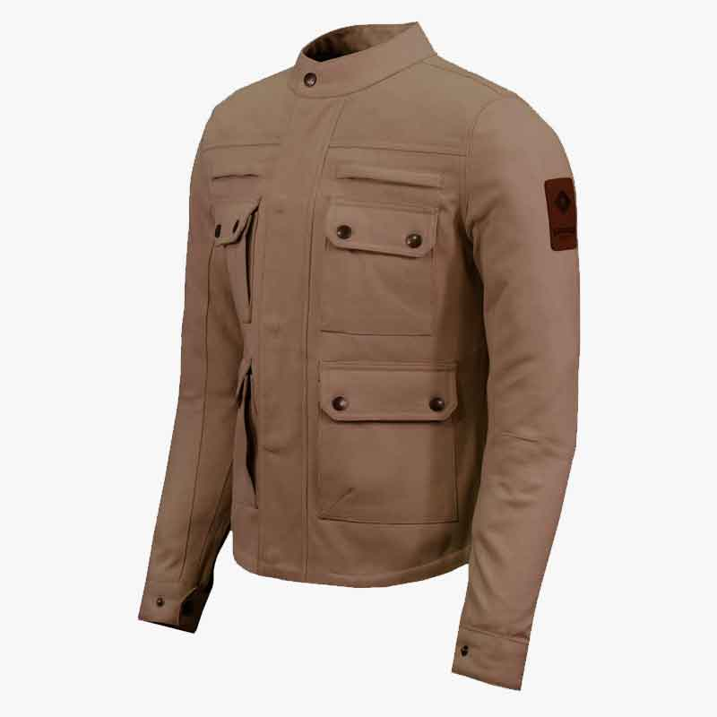 Timber Armoured Motorcycle Jacket