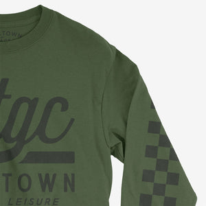 STGC Long Sleeve - Green