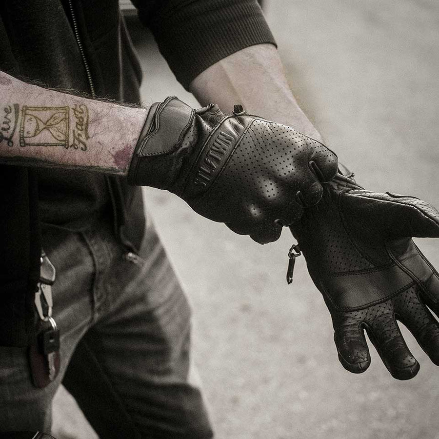 Steeltown Garage Co. Armoured Riding Gloves