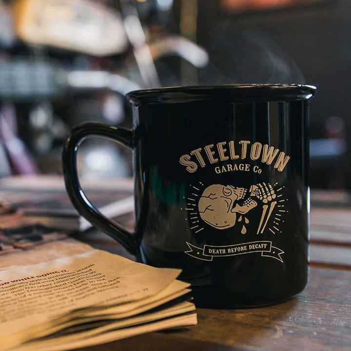 Steeltown Garage Co. Coffee Mug