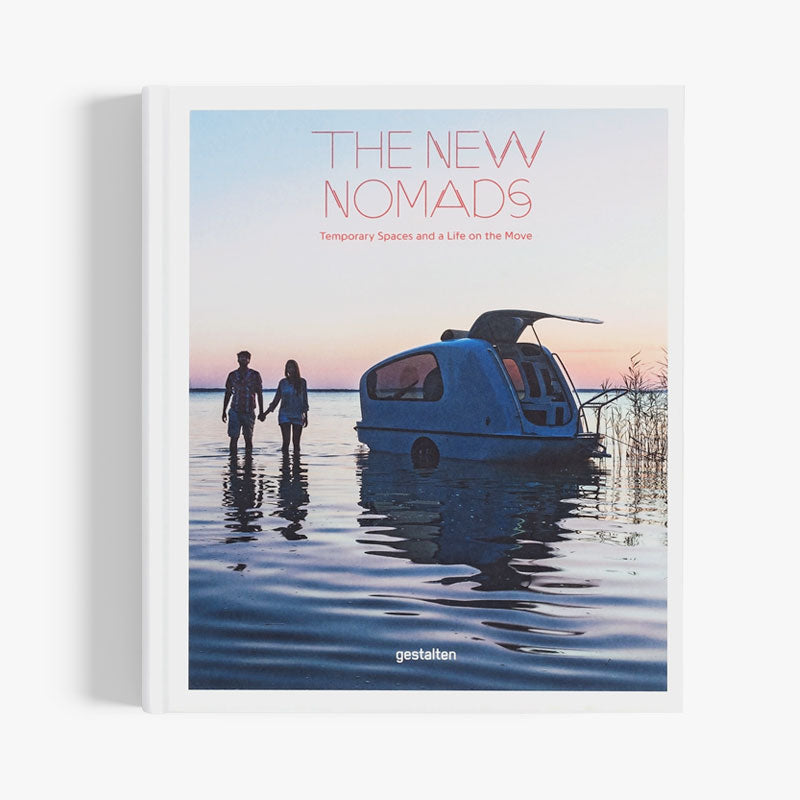 The New Nomads Hardcover Book