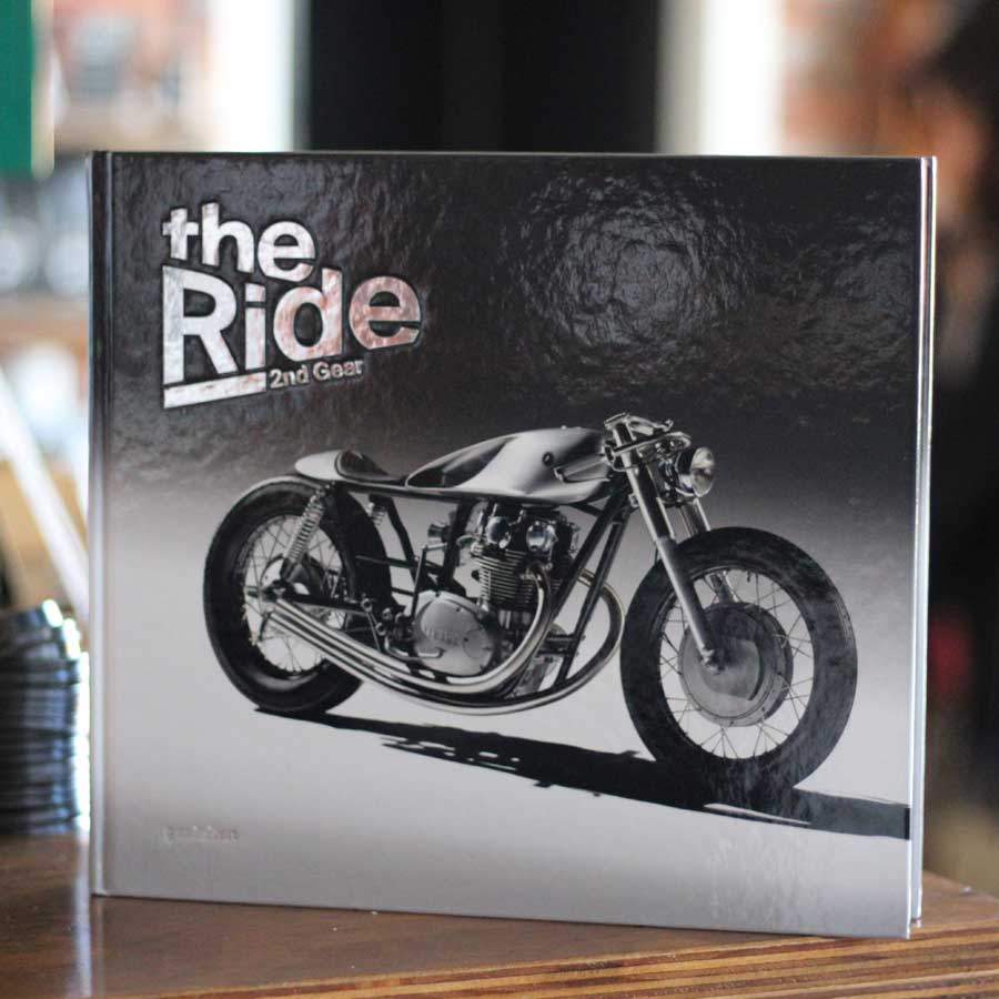The Ride: 2nd Gear - Hardcover