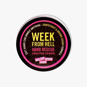 Week From Hell Hand Cream