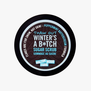 Winter's A Bi*ch Hand Cream