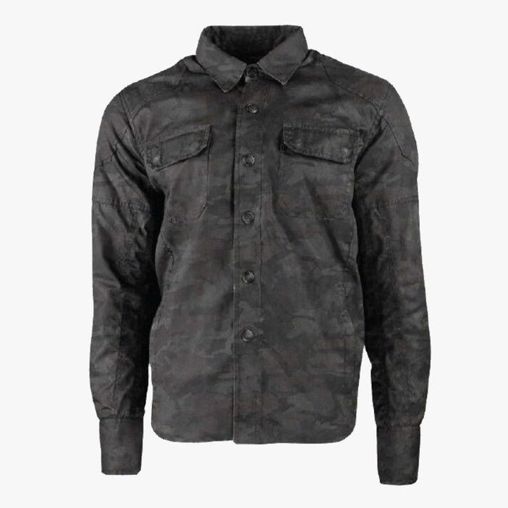 Speed & Strength Camo Armoured Riding Shirt