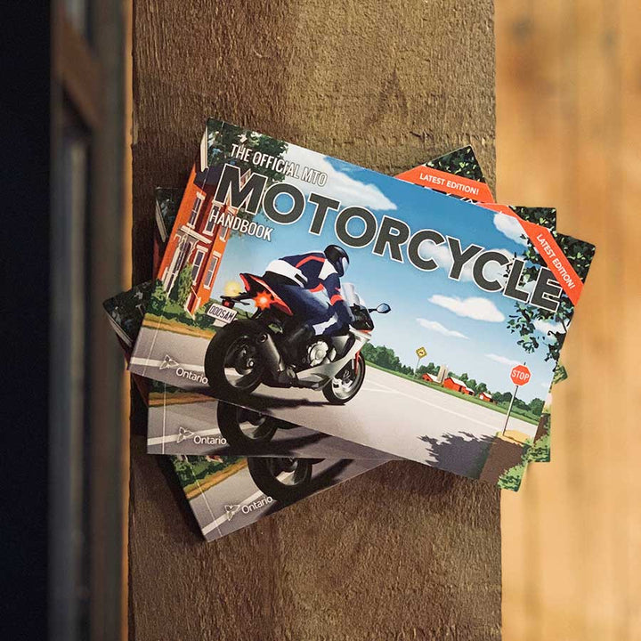 Official MTO Motorcycle Handbook