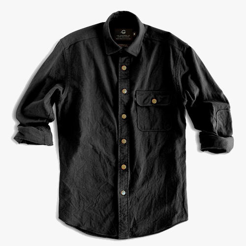 The Black Shop Rag Shirt - Godspeed Co.