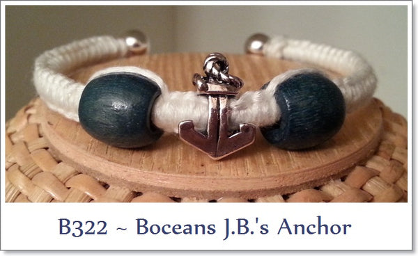 "Boceans J. B.""s Anchor ~ B322 - Boceans of Cape Cod"