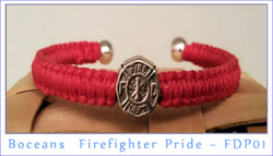 Boceans Firefighter Pride ~ FDP01 - Boceans of Cape Cod