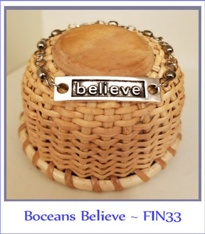 Boceans Believe ~ FIN33 - Boceans of Cape Cod