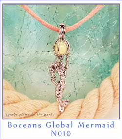 Boceans Global Mermaid ~N010 - Boceans of Cape Cod