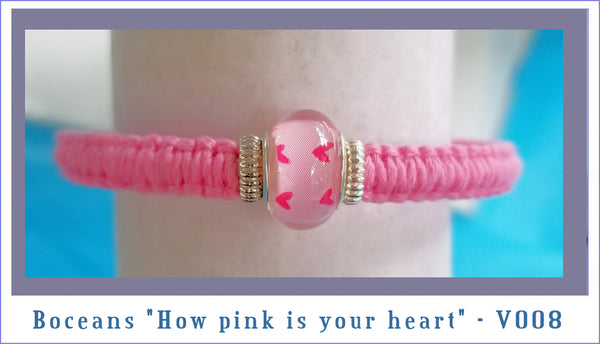 How Pink Is Your Love ~ Pink V008 - Boceans of Cape Cod