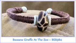 Boceans Giraffe At The Zoo ~ BEB384 Size X-Large Display Model Clearance Item - Boceans of Cape Cod