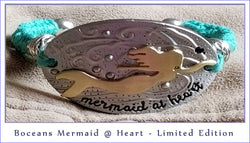 Boceans Mermaid @ Heart - Boceans of Cape Cod