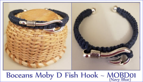 Boceans  Moby D. Series Deep Sea Hook ~ MBD01 - Boceans of Cape Cod