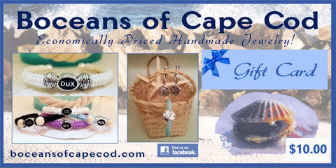 Boceans of Cape Cod Gift Cards - Boceans of Cape Cod