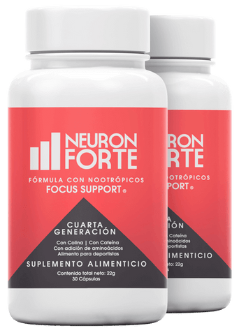 Neuron Forte  - Duo Pack (Concentración)