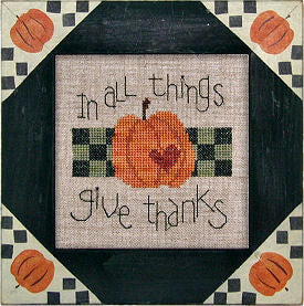 In All Things Give Thanks Lizzie Kate Chart
