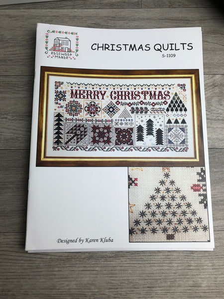 Christmas Quilts by Rosewood Manor