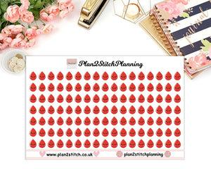 Kawaii Period Planner Stickers