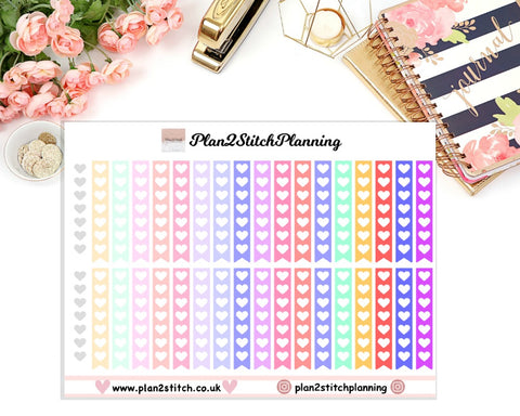 Planner Checklist Stickers