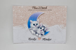 Purrrfect Moon  Needleminder
