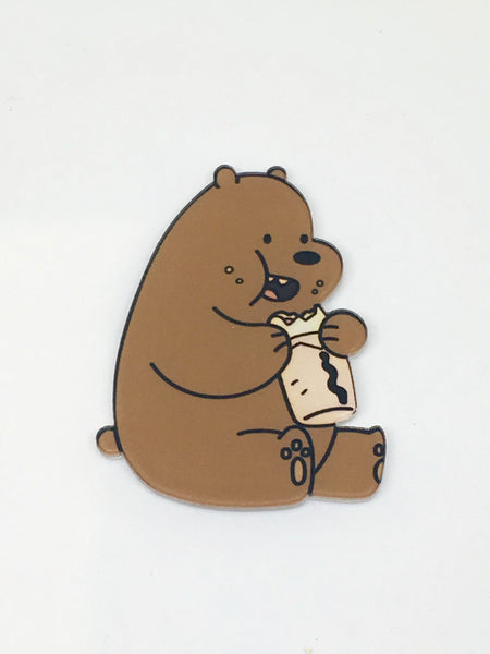 Brandon the Bear Needleminder