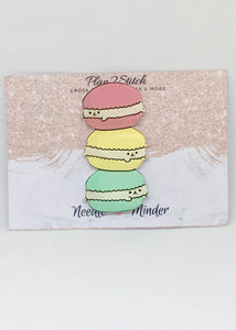 Kawaii Macaroons Needleminder