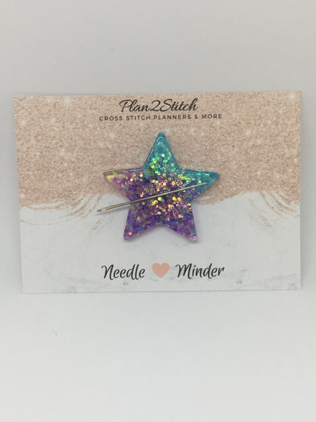Galaxy Star Needleminder