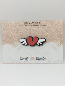 Heart & Wings Needleminder